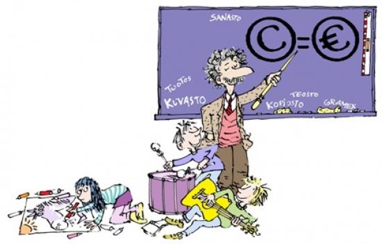 Kouluvierailut